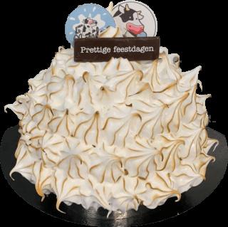 Omelet Siberienne Ijstaart